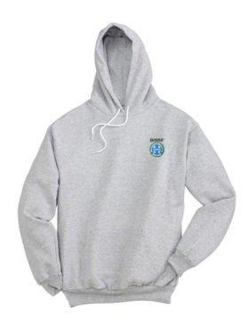 Burlington Northern Santa Fe Intermodal Logo Pullover Hoodie Sweatshirt [03]