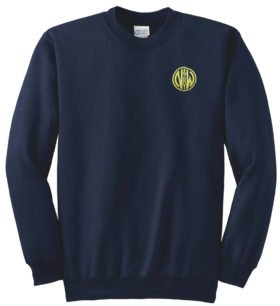 Norfolk and Western Railway Crew Neck Sweatshirt [04]