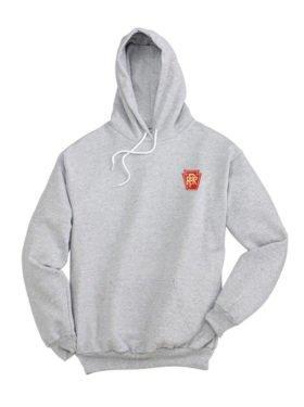 Pennsylvania Railroad Pullover Hoodie Sweatshirt [09]