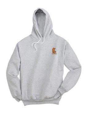 West Side Lumber Company Railway Pullover Hoodie Sweatshirt [111]