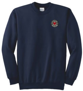 Seaboard Air Line Railroad Crew Neck Sweatshirt [116]