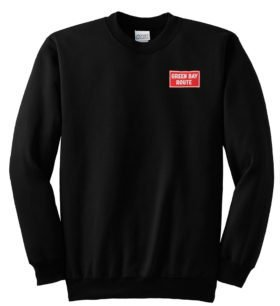Green Bay and Western Railroad Crew Neck Sweatshirt [117]