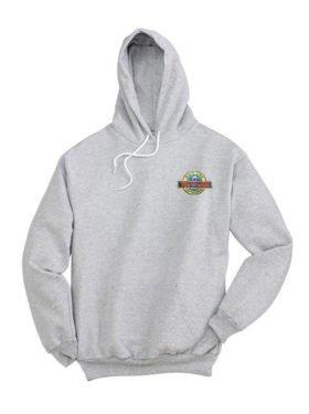 Denver and Rio Grande Main Line Pullover Hoodie Sweatshirt [12]