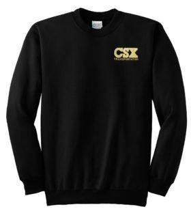 CSX Transportation Crew Neck Sweatshirt [22]