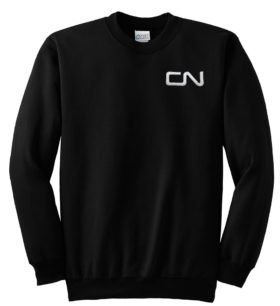 Canadian National Noodle Logo Crew Neck Sweatshirt [45]