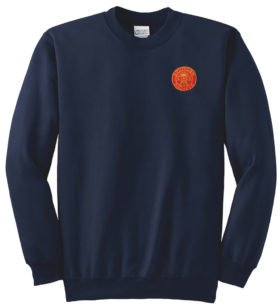 Southern Pacific Golden Sunset Crew Neck Sweatshirt [50]