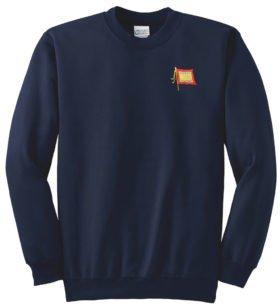 Wabash Railroad Crew Neck Sweatshirt [55]