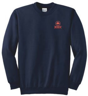 Monon Railroad Crew Neck Sweatshirt [56]