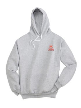 Monon Railroad Pullover Hoodie Sweatshirt [56]