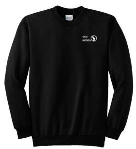 Great Northern Railway Rocky Logo Crew Neck Sweatshirt [64]