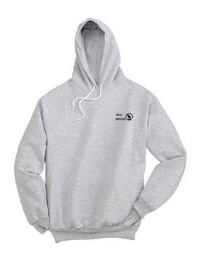 Great Northern Railway Rocky Logo Pullover Hoodie Sweatshirt [64]