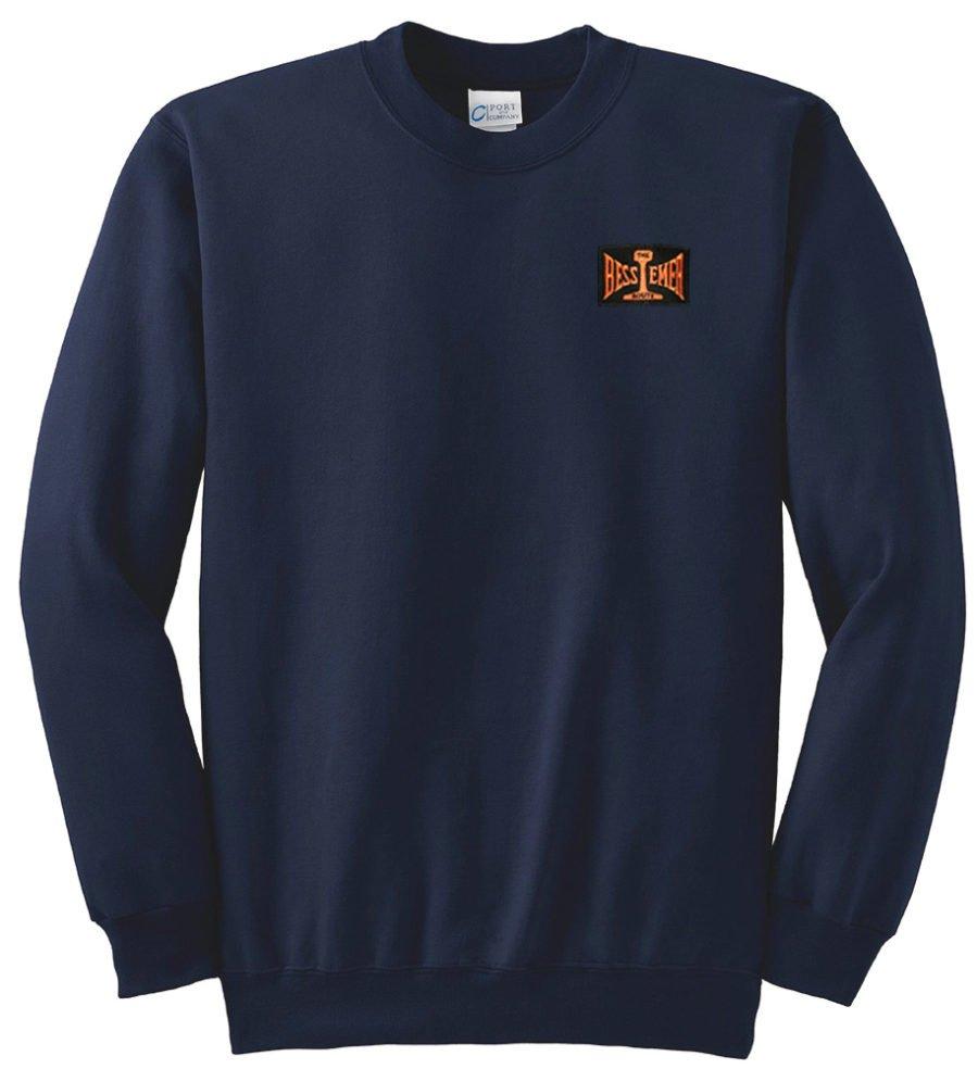Bessemer and Lake Erie Railroad Crew Neck Sweatshirt [71]