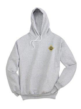 Erie Railroad Pullover Hoodie Sweatshirt [78]