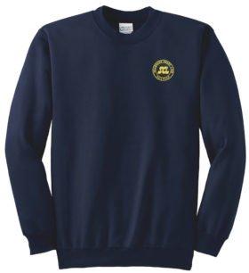 Seaboard Coast Line Railroad Crew Neck Sweatshirt [79]