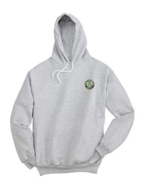 Northwesten Pacific Railroad Pullover Hoodie Sweatshirt [80]