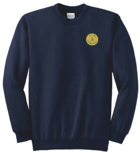 Maine Central Roailroad Company Crew Neck Sweatshirt [83]