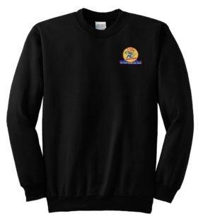 Long Island Railroad Dashing Dan Crew Neck Sweatshirt [85]