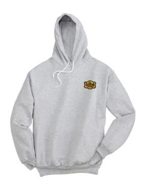 Durango and Silverton Narrow Gauge Railroad Pullover Hoodie Sweatshirt [93]
