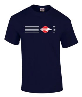 Missouri Pacific Screaming Eagle Logo Tee Shirts [tee05]