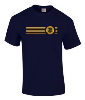 Alaska Railroad Embroidered Logo Tee [tee26]