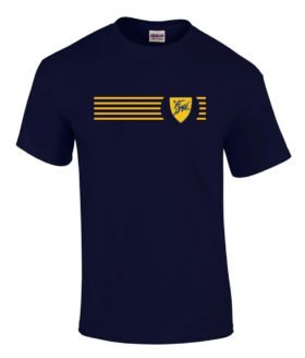 Delaware and Hudson Railway Embroidered Logo Tee [tee34]