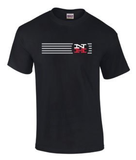 New York, New Haven and Hartford Railroad Embroidered Logo Tee [tee37]