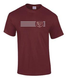Wisconsin Central Railroad Logo Tee Shirts [tee41]