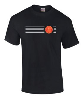 Southern Pacific Golden Sunset Logo Tee Shirts [tee50]