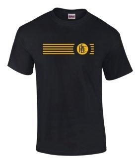 Pittsburgh and Lake Erie Railroad Embroidered Logo Tee [tee67]