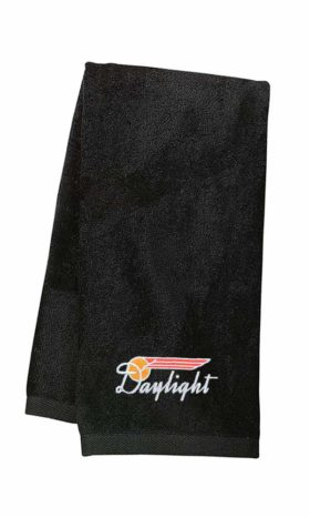 Southern Pacific Daylight Embroidered Hand Towel [01]
