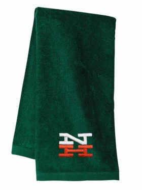 New York, New Haven and Hartford Railroad Embroidered Hand Towel [37]