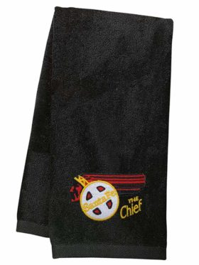 den42SS AT/&SF Santa Fe Chief Short Sleeve Embroidered Denim