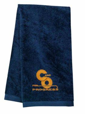 Chesapeake and Ohio Railway Embroidered Hand Towel [43]