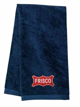 Frisco Railway Embroidered Hand Towel [44]