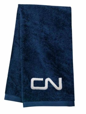 Canadian National Noodle Logo Embroidered Hand Towel [45]