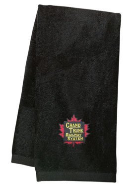 Grand Trunk Railway System Embroidered Hand Towel [74]