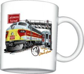 Lackawanna Phoebe Snow Mug(mug10009)