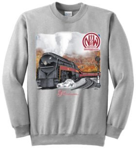 Norfolk and Western 611 Sweatshirt