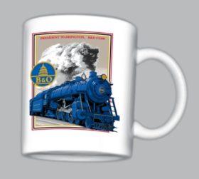 B&O Pacific Mug (Mug 10021)