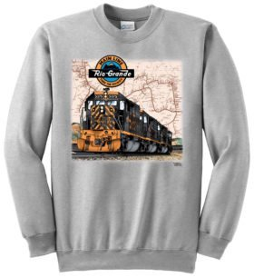 Rio Grande Tunnel Motors Sweatshirt