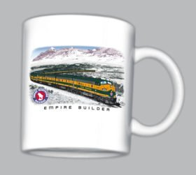 Great Northern Empire Builder Mug(mug10112)