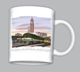 Pioneer Zephyr Mug (mug10133)