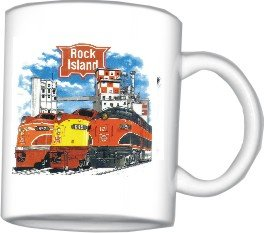 Rock Island Triple Header Mug
