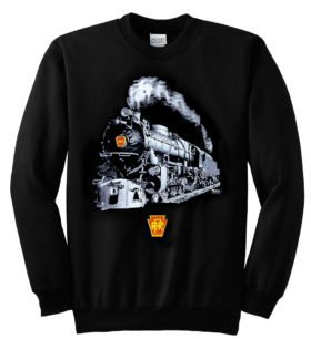 Pennsylvania Railroad K4 1361 Sweatshirt