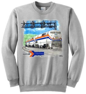 Amtrak Genesis T-Shirt