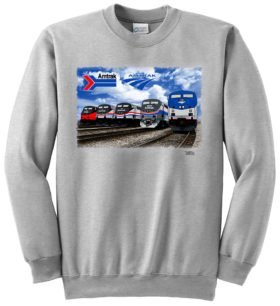 Amtrak Heritage Sweatshirt