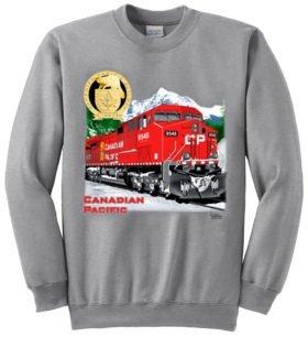 Canadian Pacific AC4400CW Sweatshirt