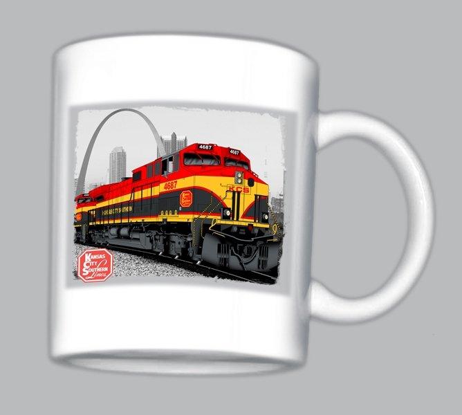 KCS Belle Mug (mug77)