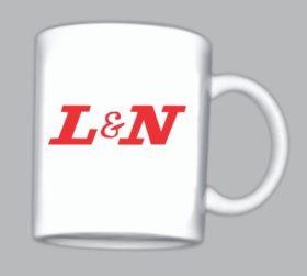 Louisville and Nashville Mug