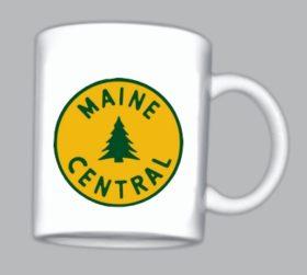 Maine Central Logo Mug